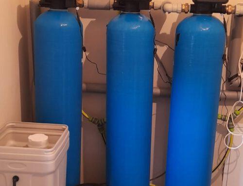 Odżelazianie, zmiękczanie wody i korekta pH w Katowicach