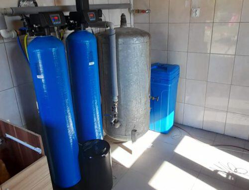 Założenie zmiękczacza i odżelaziacza wody w okolicach Kłodzka