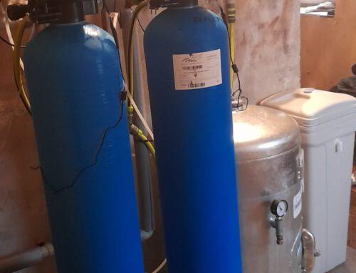 Zmiękczacz wody, lampa UV, hydrofor – Szczyrk