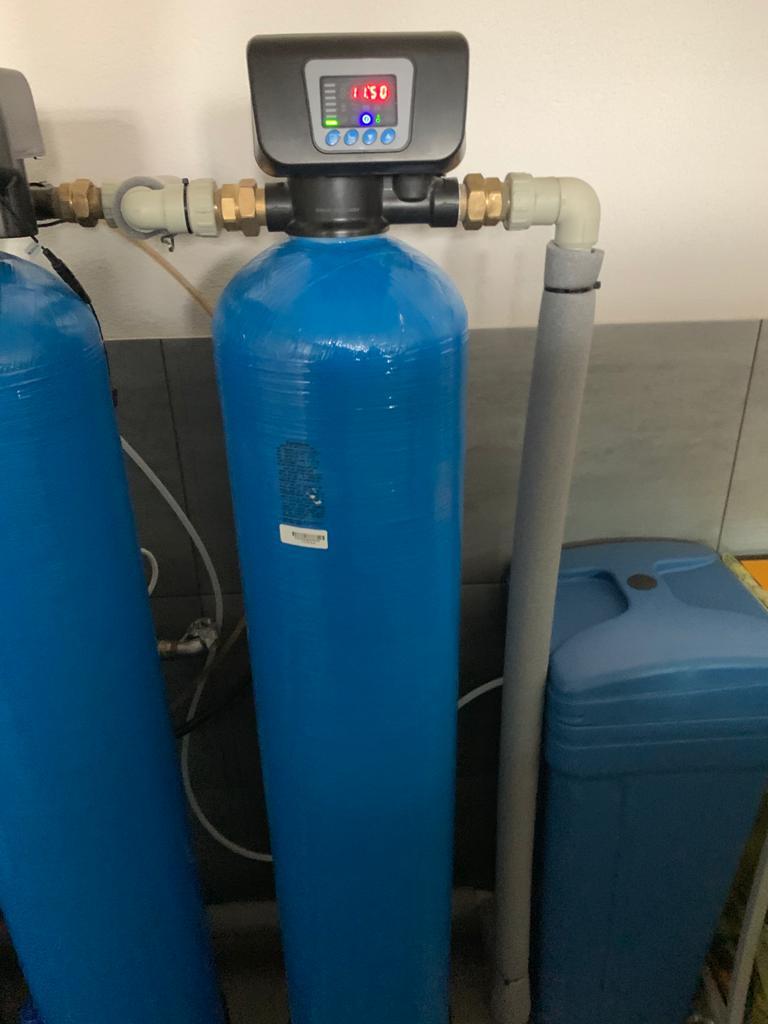 Instalacja zmiękczacza wody w Częstochowie